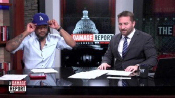 The Damage Report with John Iadarola - S2019E112 - June 12, 2019