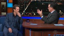 The Late Show with Stephen Colbert - Episode 163 - Kevin Bacon, Mark Ronson, Lykke Li