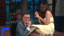 The Late Show with Stephen Colbert - Episode 164 - Aubrey Plaza, Dan Abrams