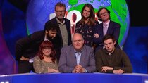 Mock the Week - Episode 3 - Angela Barnes, Ed Byrne, Rhys James, Nish Kumar, Ellie Taylor