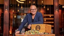 MasterChef Australia - Episode 35 - Mystery Box Challenge & Invention Test with Heston Blumenthal...