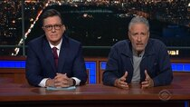 The Late Show with Stephen Colbert - Episode 165 - Dax Shepard, Preet Bharara, Jon Stewart, Lukas Nelson & Promise...