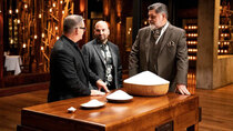 MasterChef Australia - Episode 39 - Elimination Challenge - The Dessert With No Sugar!