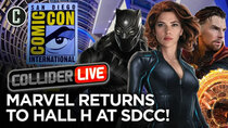 Collider Live - Episode 108 - MCU Phase 4 to Be Announced at San Diego Comic-Con (#159)