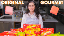 Gourmet Makes - Episode 20 - Pastry Chef Attempts to Make Gourmet Starbursts