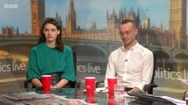 Politics Live - Episode 107 - 21/06/2019