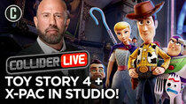 Collider Live - Episode 111 - Toy Story 4 Rules Box Office, X-Pac Sean Waltman in Studio (#162)