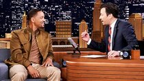 The Tonight Show Starring Jimmy Fallon - Episode 134 - Will Smith, Laurie Metcalf, Phil Hanley
