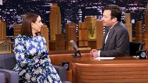 The Tonight Show Starring Jimmy Fallon - Episode 136 - Maya Rudolph, Rita Ora, Kygo