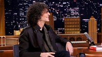 The Tonight Show Starring Jimmy Fallon - Episode 141 - Howard Stern, Of Monsters and Men