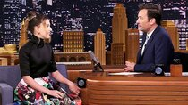 The Tonight Show Starring Jimmy Fallon - Episode 146 - Millie Bobby Brown, Jeff Ross, Richard Curtis, Lang Lang
