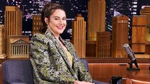 The Tonight Show Starring Jimmy Fallon - Episode 149 - Shailene Woodley, Brian Tyree Henry, The National