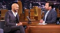 The Tonight Show Starring Jimmy Fallon - Episode 154 - Keegan-Michael Key, Horatio Sanz, Perry Farrell