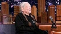 The Tonight Show Starring Jimmy Fallon - Episode 155 - Willie Nelson, Adam DeVine