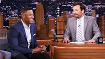 The Tonight Show Starring Jimmy Fallon - Episode 156 - Michael Strahan, Nikki & Brie Bella, Sleater-Kinney