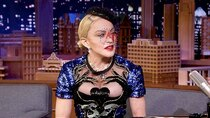 The Tonight Show Starring Jimmy Fallon - Episode 157 - Madonna, Guy Raz, Ari Lennox