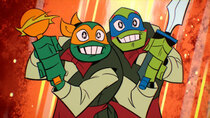 Rise of the Teenage Mutant Ninja Turtles - Episode 33 - You Got Served