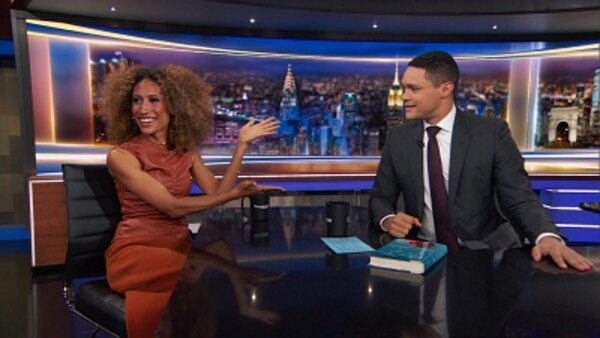 The Daily Show - S24E122 - Elaine Welteroth