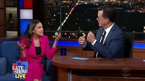 The Late Show with Stephen Colbert - Episode 172 - Alexandria Ocasio-Cortez, Incubus