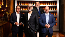 MasterChef Australia - Episode 44 - Elimination Challenge - Massimo Bottura