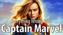 CinemaSins - Episode 52 - Everything Wrong With Captain Marvel