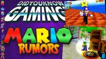 Did You Know Gaming? - Episode 314 - A Complete History of Mario Rumors