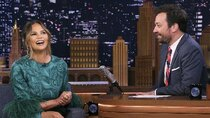 The Tonight Show Starring Jimmy Fallon - Episode 158 - Chrissy Teigen, Bashir Salahuddin and Diallo Riddle, Aldous Harding