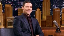 The Tonight Show Starring Jimmy Fallon - Episode 159 - Trevor Noah, Sebastian Maniscalco, Penn & Teller