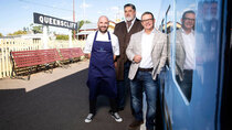 MasterChef Australia - Episode 48 - Team Challenge - Q Train Vegetarian Course