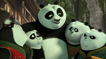Kung Fu Panda: The Paws of Destiny - Episode 14 - Journey to the East