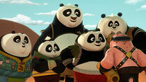 Kung Fu Panda: The Paws of Destiny - Episode 17 - The Beast of the Wasteland