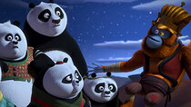 Kung Fu Panda: The Paws of Destiny - Episode 26 - The Invincible Armour