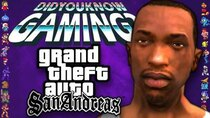 Did You Know Gaming? - Episode 315 - GTA San Andreas (Grand Theft Auto)