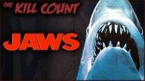 Dead Meat´s Kill Count - Episode 34 - Jaws (1975) KILL COUNT