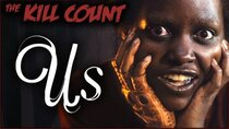 Dead Meat´s Kill Count - Episode 35 - Us (2019) KILL COUNT