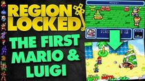Region Locked - Episode 46 - Mario & Luigi Series' Predecessor: Tomato Adventure