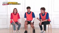 Running Man - Episode 458 - Episode 7: 9 Years of Running Man, On Our Way to Escort You