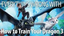 CinemaSins - Episode 55 - Everything Wrong With How to Train Your Dragon: The Hidden World