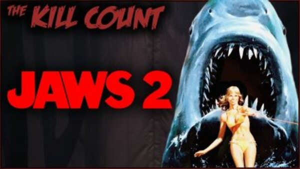 Dead Meat´s Kill Count - S2019E36 - Jaws 2 (1978) KILL COUNT