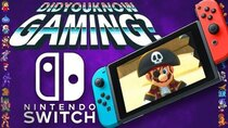 Did You Know Gaming? - Episode 316 - Nintendo Switch Piracy & Hacking