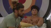 Big Brother - Episode 5 - Live Eviction #1; Head of Household #2
