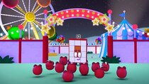 Numberblocks - Episode 17 - Fun Times Fair