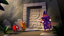 Numberblocks - Episode 18 - The Lair of Shares