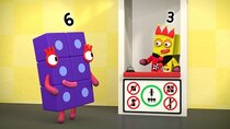 Numberblocks - Episode 20 - Divide and Drive