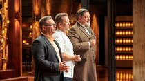 MasterChef Australia - Episode 56 - Pressure Test - The Lamington