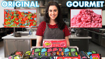 Gourmet Makes - Episode 21 - Pastry Chef Attempts to Make Gourmet Pop Rocks