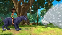The Jungle Book - Episode 38 - Pavo, der Mutige