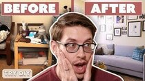 The Try Guys - Episode 59 - Keith & Becky's $3,000 Junk Room Makeover • Try DIY