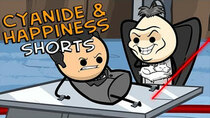 Cyanide & Happiness Shorts - Episode 14 - Agent 7: Part 2