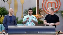 MasterChef (US) - Episode 11 - Backyard BBQ